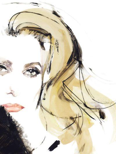 Селебрити на иллюстрациях Дэвида Даунтона