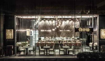 Дизайн ресторана в стиле лофт