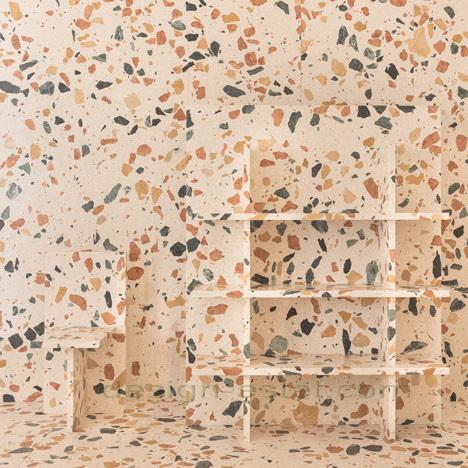 Отделка и мебель из искусственного камня под мрамор