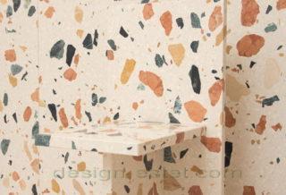 Использование искусственного камня под мрамор в интерьере