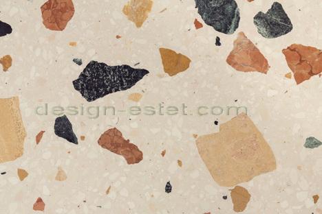 Искусственный камень под мрамор из полиэстера и мраморной крошки