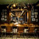 Ретро-дизайн кафе в стиле американской депрессии