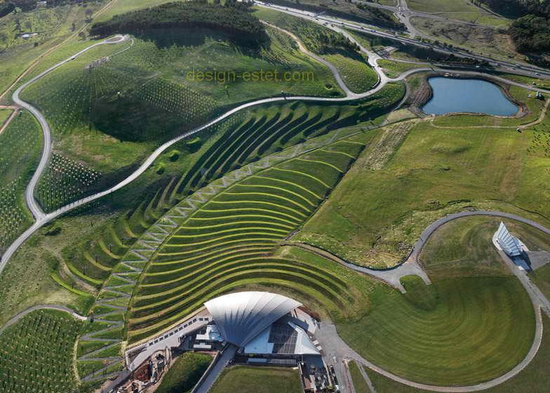 Террасы в садово-парковом дизайне