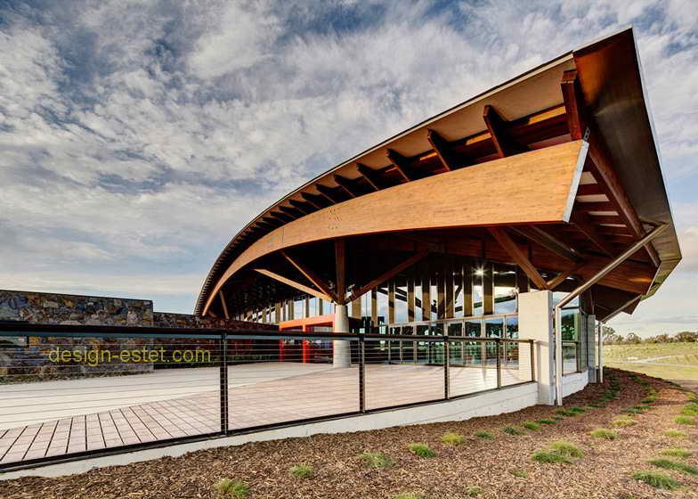 Дизайн малых архитектурных форм в парке