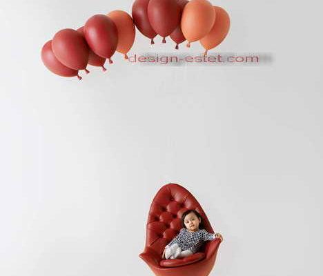 Дизайн летающего кресла