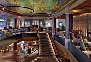 Лучшие отели мира - фото интерьеров