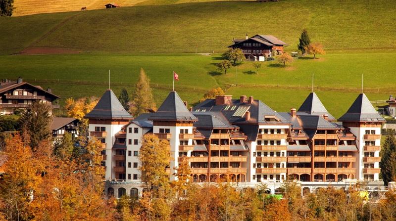 Архитектура лучших отелей мира