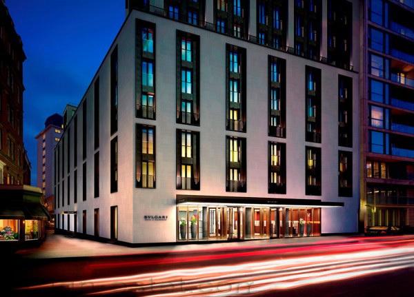 Лучшие отели мира - фото архтектуры