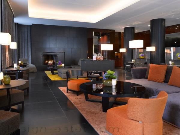 Лучшие отели мира - фото интерьера вестибюля