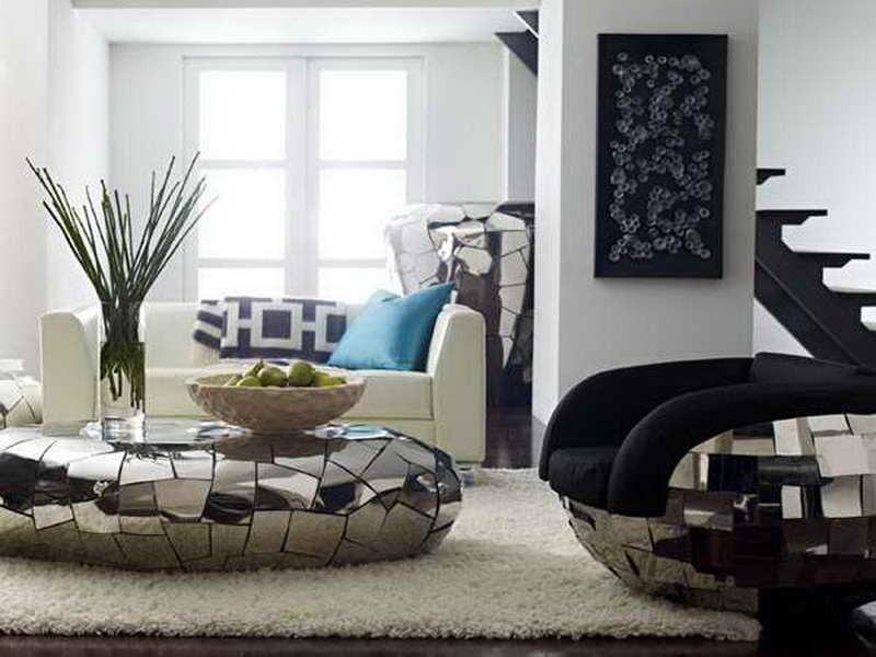 Современная мебель Филипс из мозаики