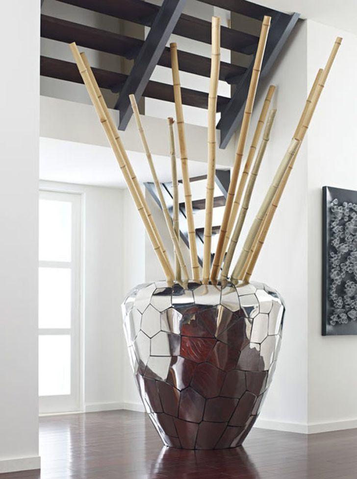Мебель Филипс из глянцевой стальной мозаики