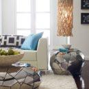 Мебель Филипс из металлической мозаики