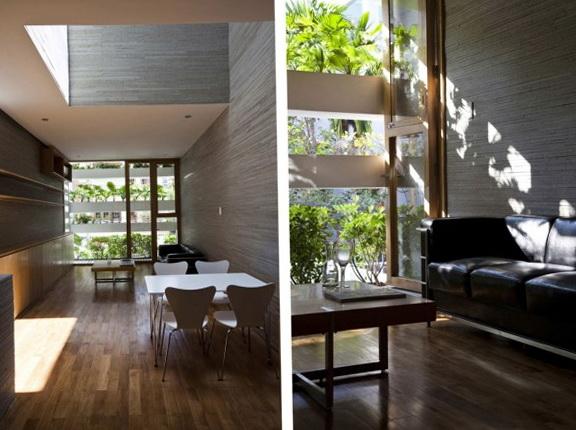 Системы вертикального озеленения фасадов городских домов
