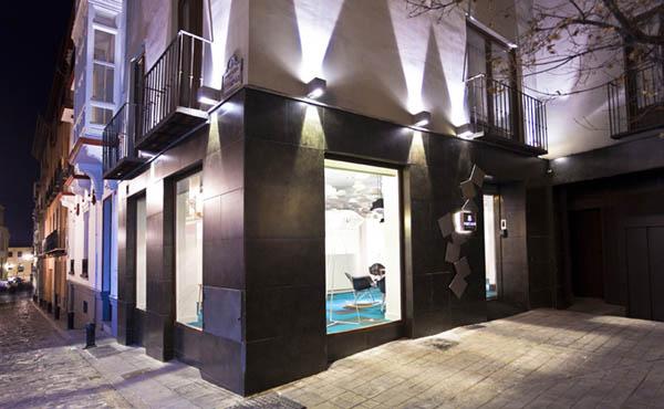 Дизайн экстерьера отеля Portago Urban