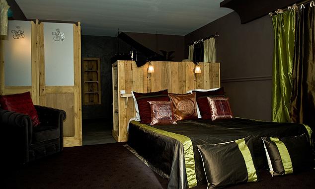 Стиль арт-деко в дизайне интерьеров мини-отелей