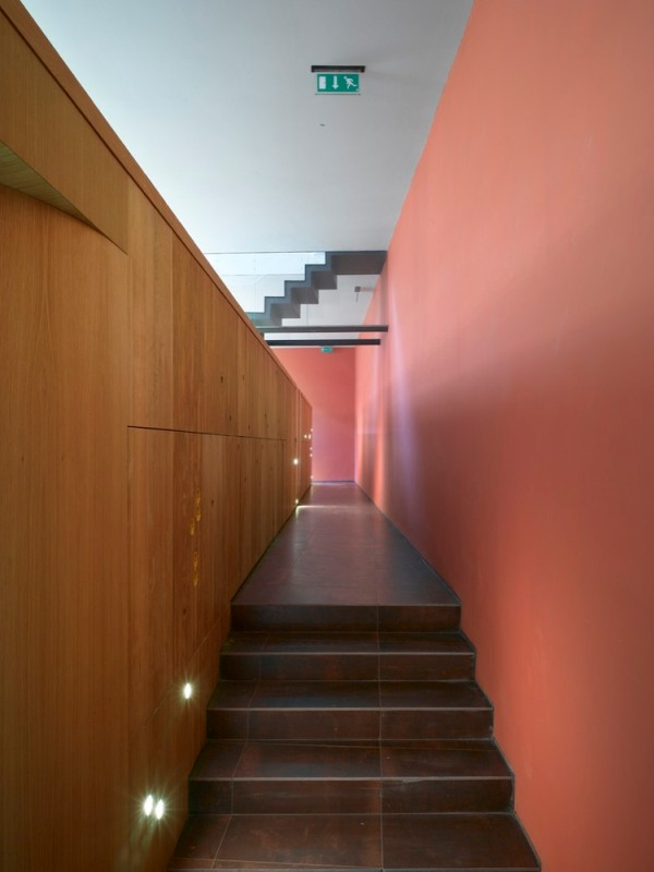 Пример цветовой гаммы для дизайна интерьера офиса
