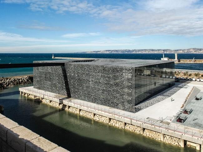 Минимализм в архитектуре самого интересного музея мира