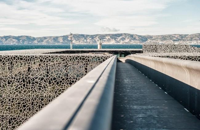 Пандус в архитектуре самого интересного музея мира