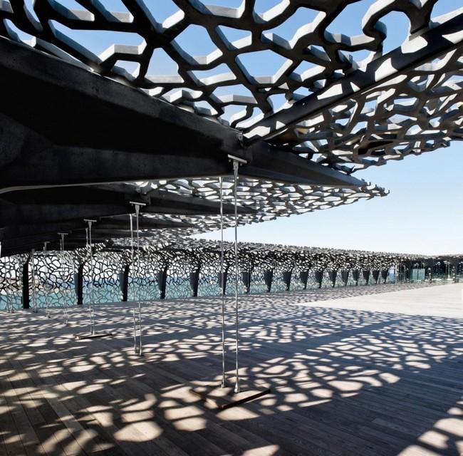 Бетон в архитектуре самого интересного музея мира