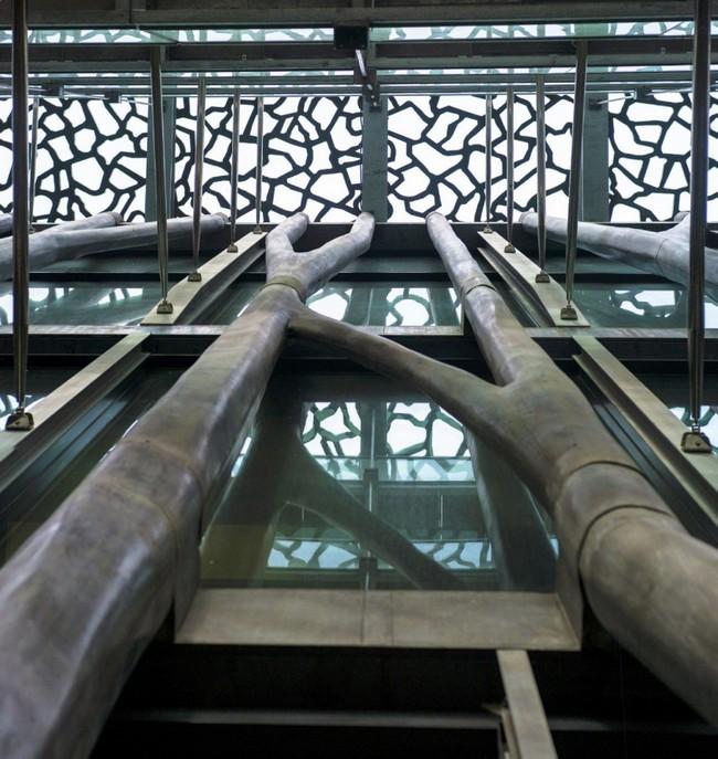 Бионическая архитектура самого интересного музея мира