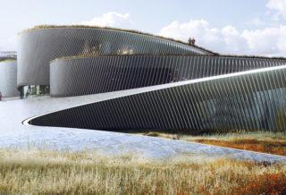 Фасады самого оригинального музея в мире