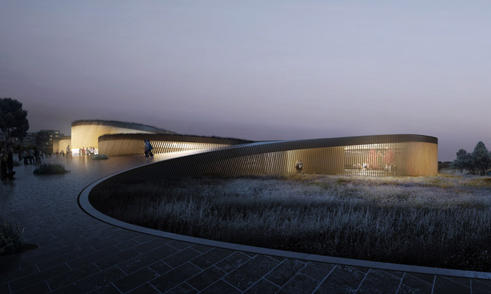 Архитектура самого оригинального музея в мире