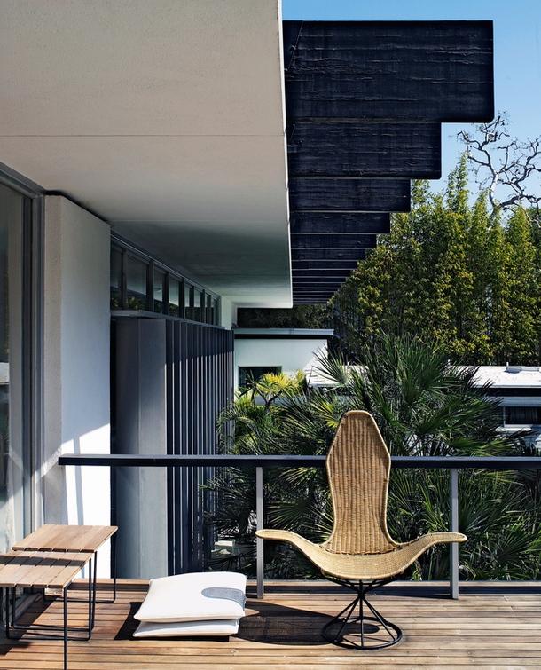 Уличная мебель в стиле модернизм - проект Оскара Нимейера