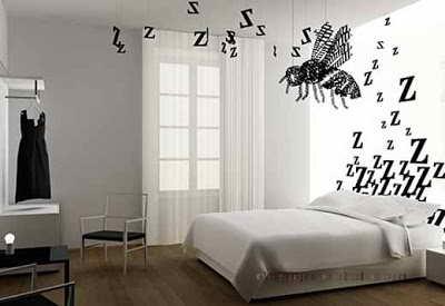 Дизайн номера в белых тонах одного из самых дорогих отелей мира Maison Moschino Hotel Milan
