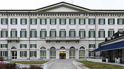 Архитектура и дизайн одного из самых дорогих отелей мира Maison Moschino Hotel Milan