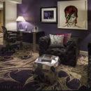 Дизайн интерьера отеля в стиле американского ретро