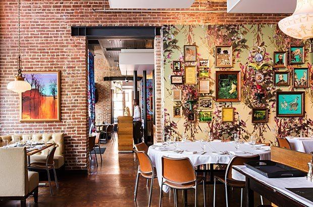 Идеи для дизайна интерьера ресторана и бара в мини-гостиницах