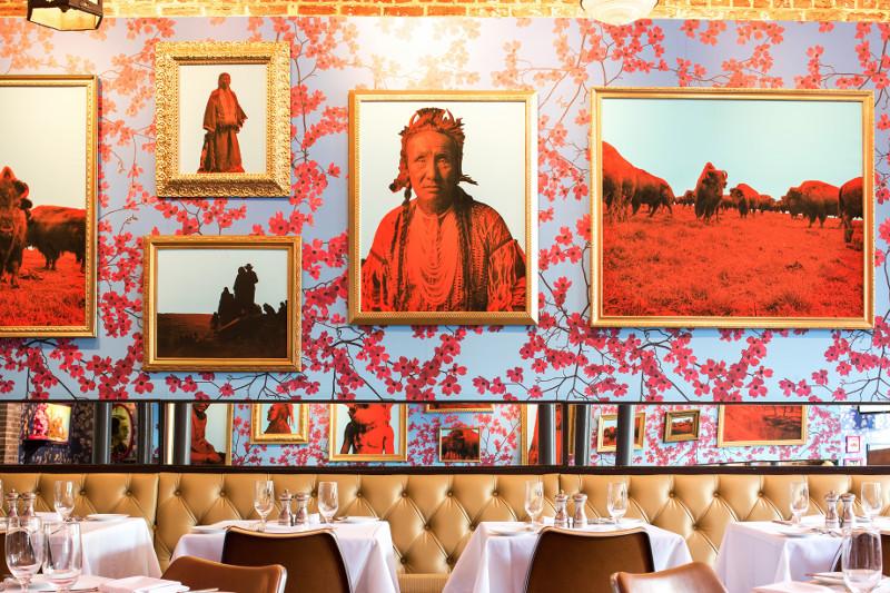 Идеи для дизайна интерьера ресторана в мини-гостиницах