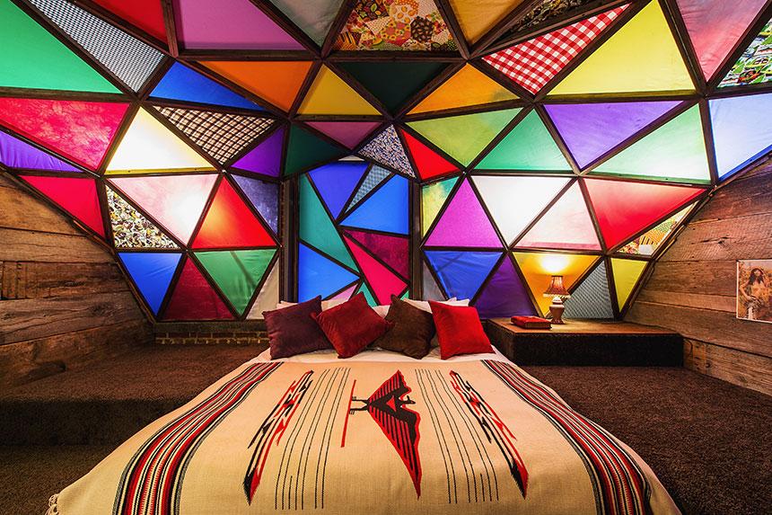 Идеи для дизайна интерьера номера в мини-гостинице