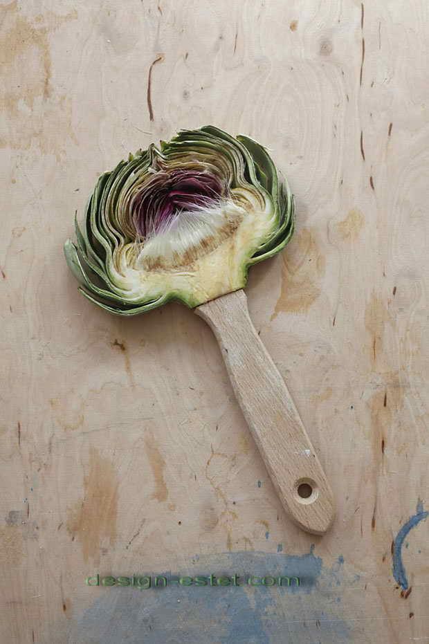 Необычные фото еды