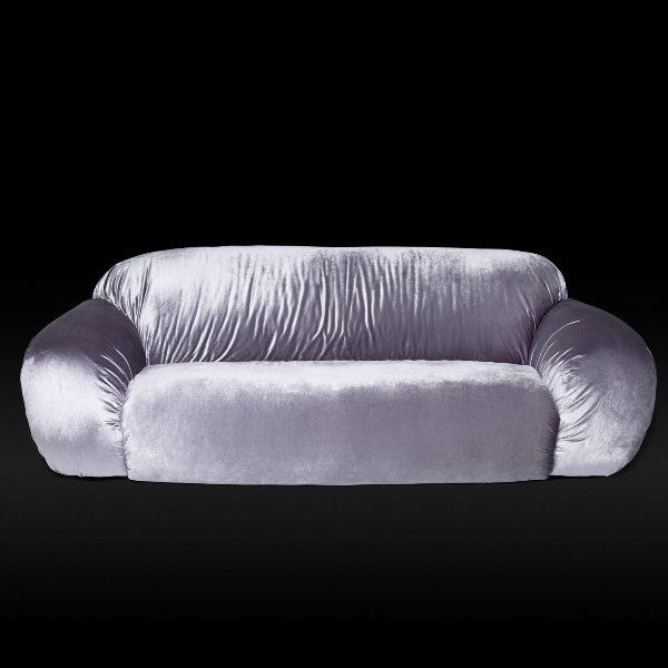 Мягкая итальянская мебель - диван в стиле поп-арт 70-х годов