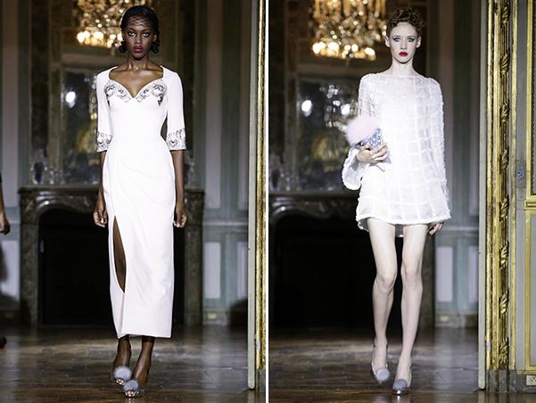 Коллекция платьев от Ульяны Сергеенко - показ 2015 года