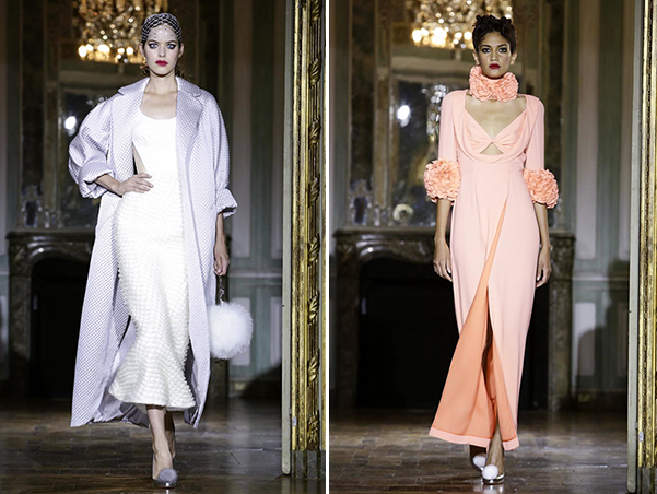 Коллекция платьев от Ульяны Сергеенко - фасоны вечерних нарядов 2015 года