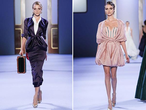 Коллекция платьев от Ульяны Сергеенко - показ 2014 года