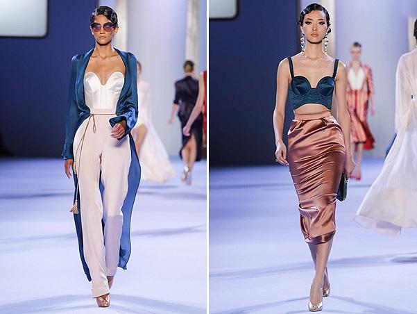 Коллекция платьев от Ульяны Сергеенко - фасоны 2014 года