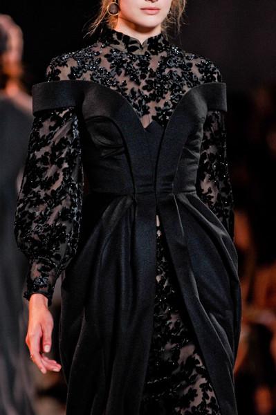 Коллекция платьев от Ульяны Сергеенко - фасоны с кружевами