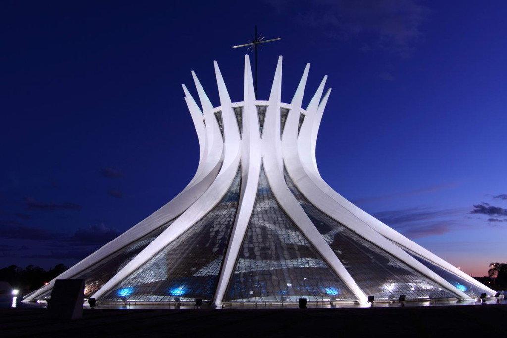 Творчество бразильского архитектора Оскара Нимейера
