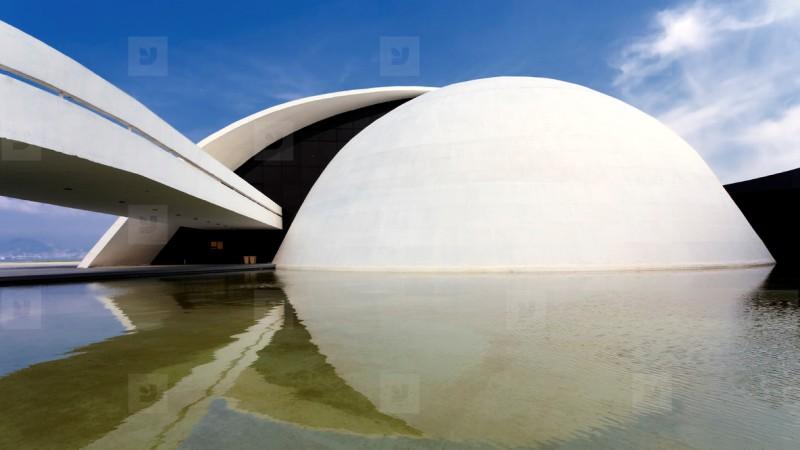 Модернизм в архитектуре бразильского архитектора Оскара Нимейера