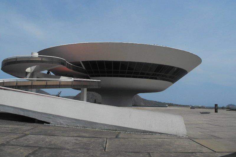 Проекты бразильского архитектора Оскара Нимейера