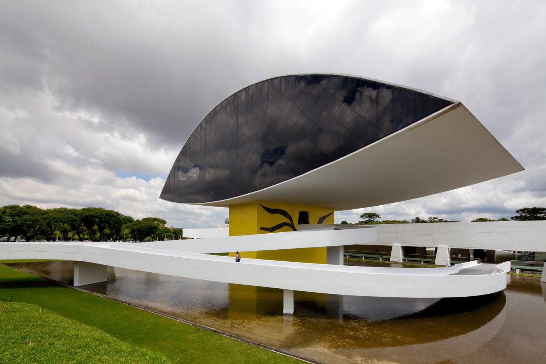 Музей бразильского архитектора Оскара Нимейера